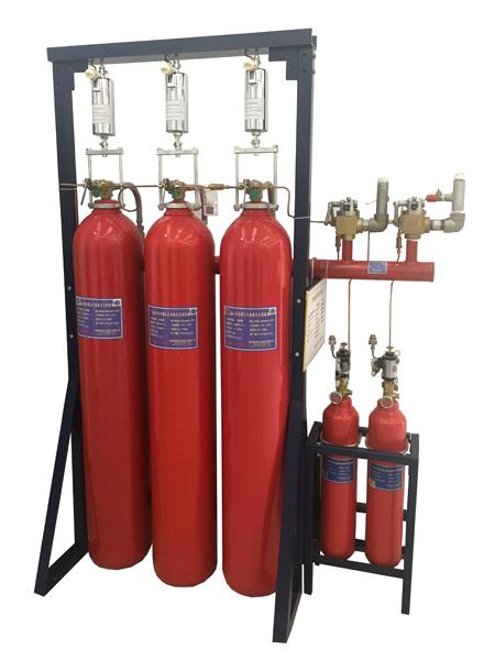 CO2二氧化碳灭火装置